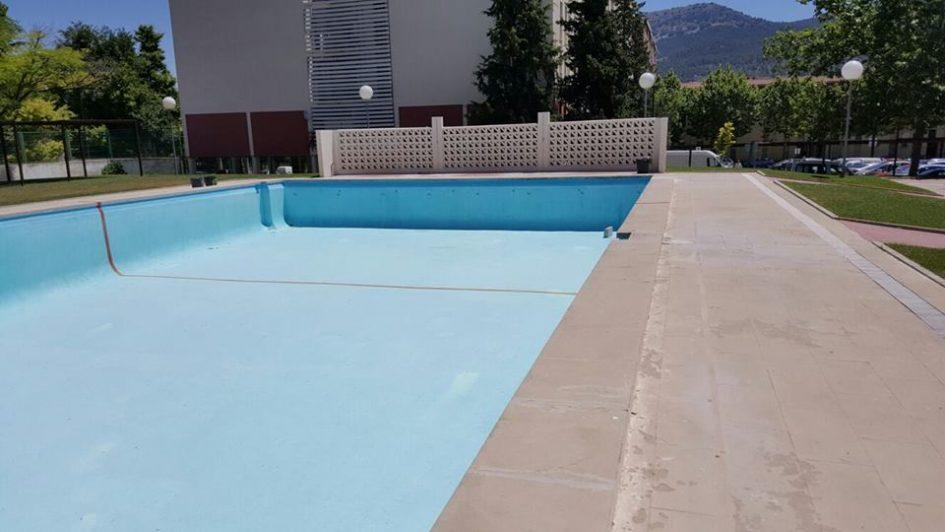 El ayuntamiento de alcoy pone a punto las piscinas - Piscinas municipales valencia ...