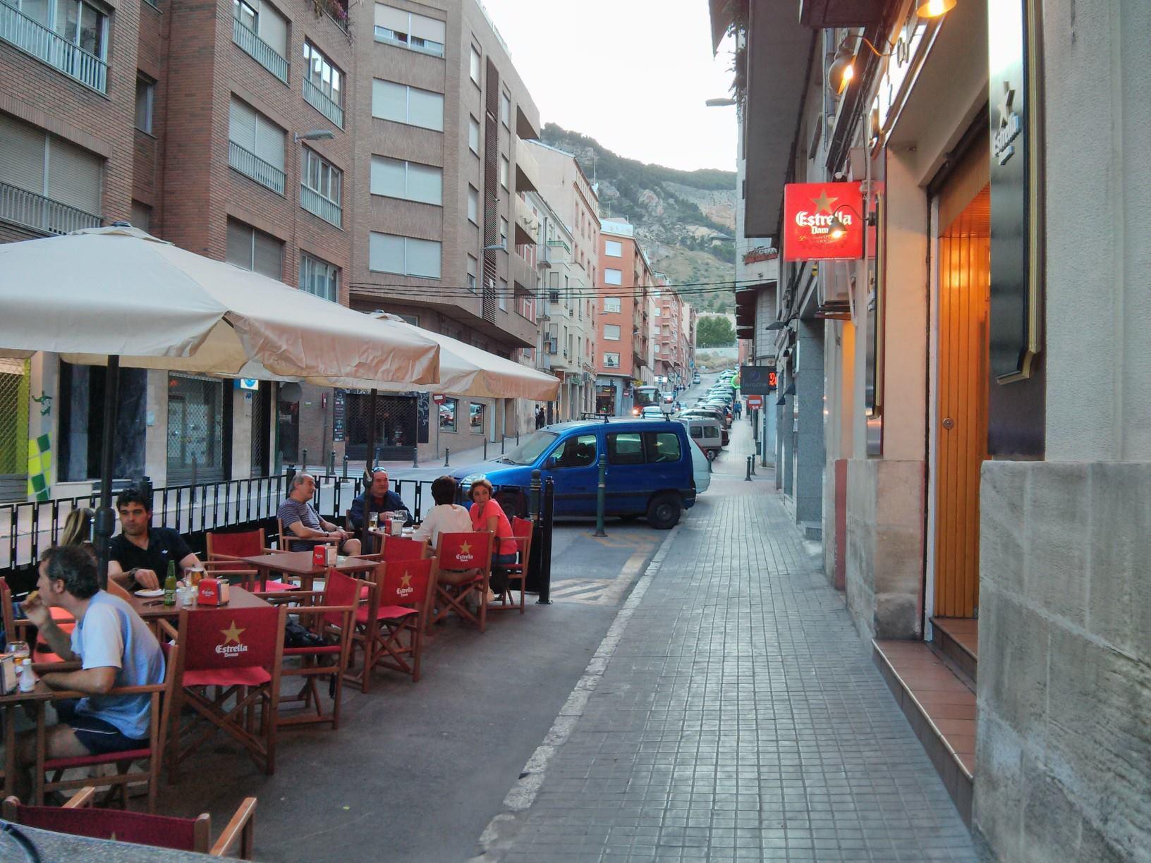 Las Terrazas De Los Bares Y Restaurantes Iniciarán La